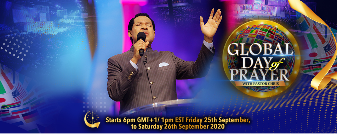 Global Day Of Prayer With Pastor Chris