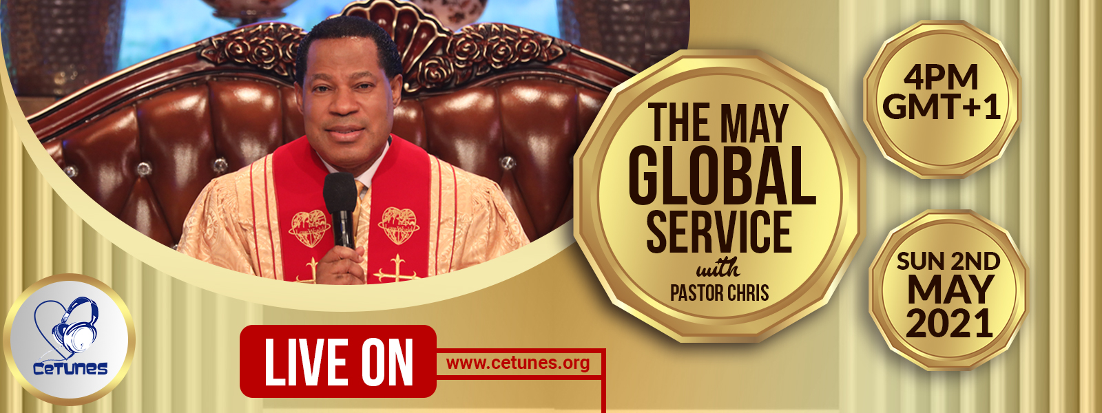 MAY GLOBAL COMMUNION SERVICE