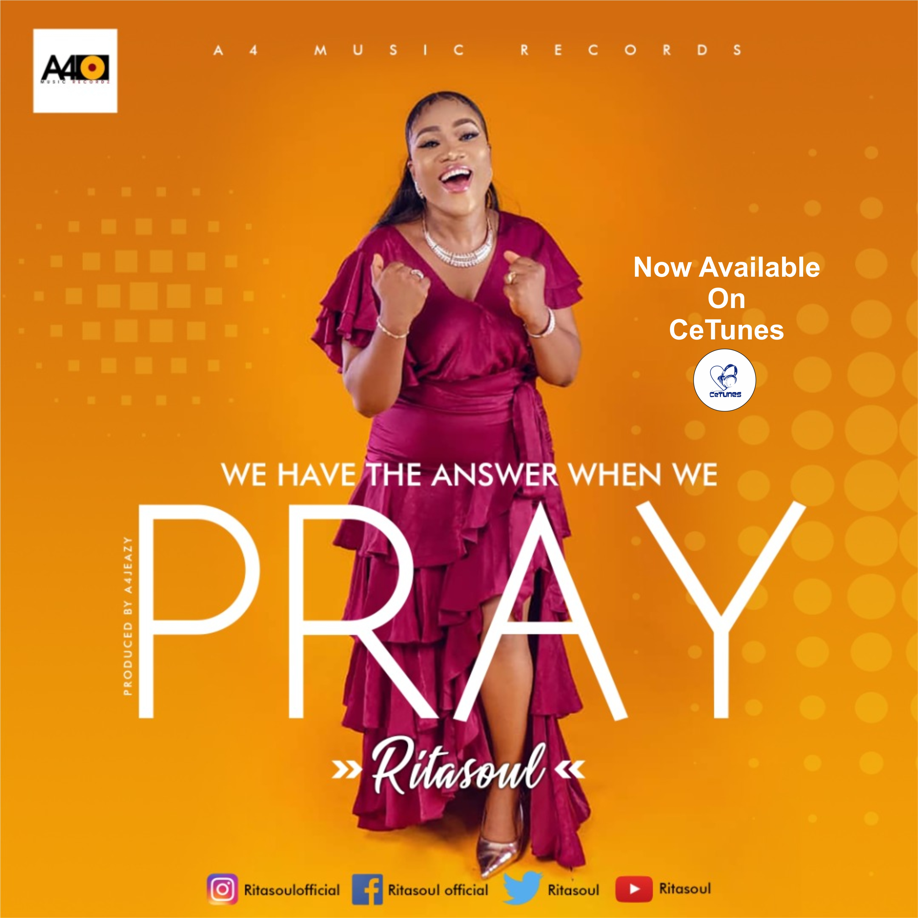 We Have The Answer When We Pray