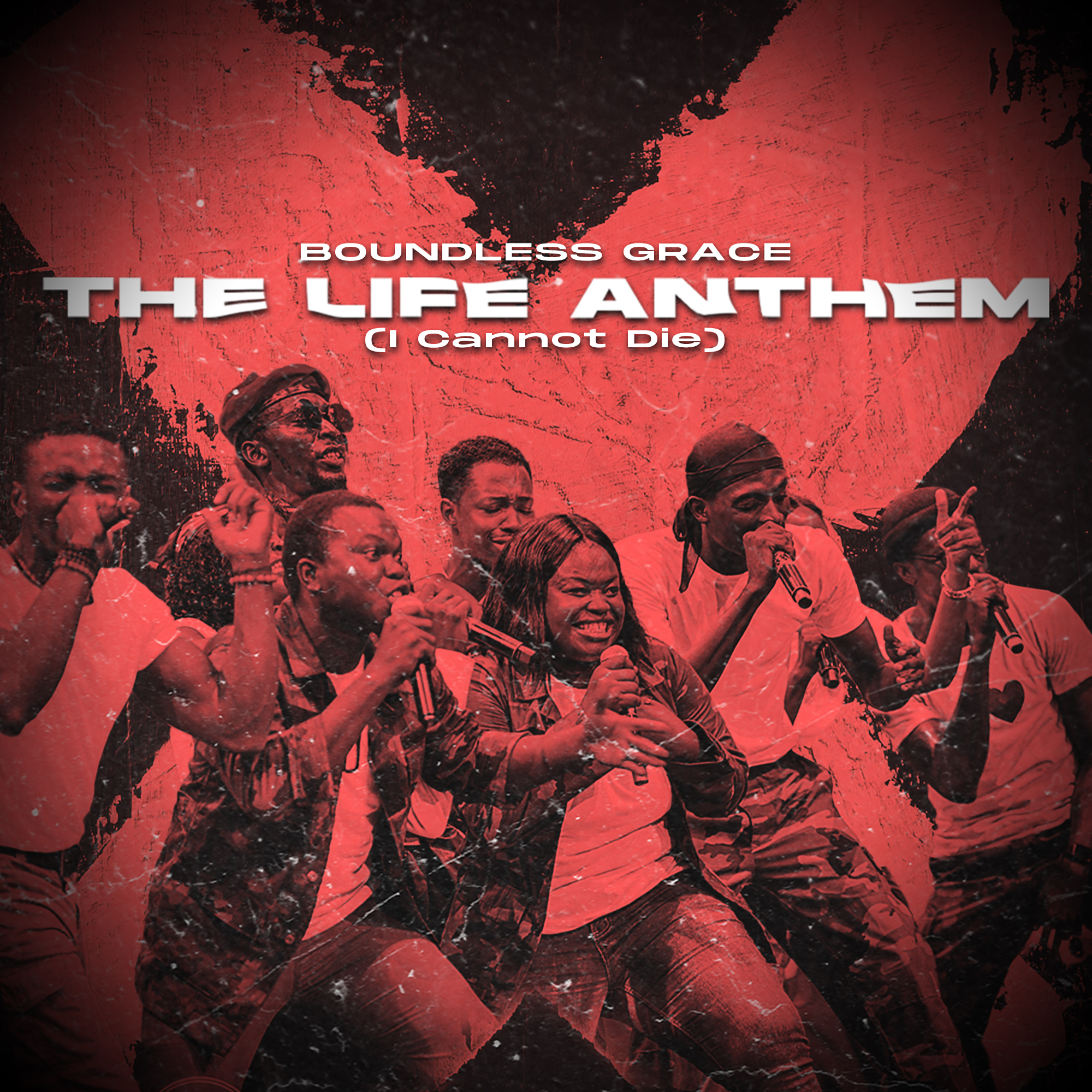 The Life Anthem (I Cannot Die)