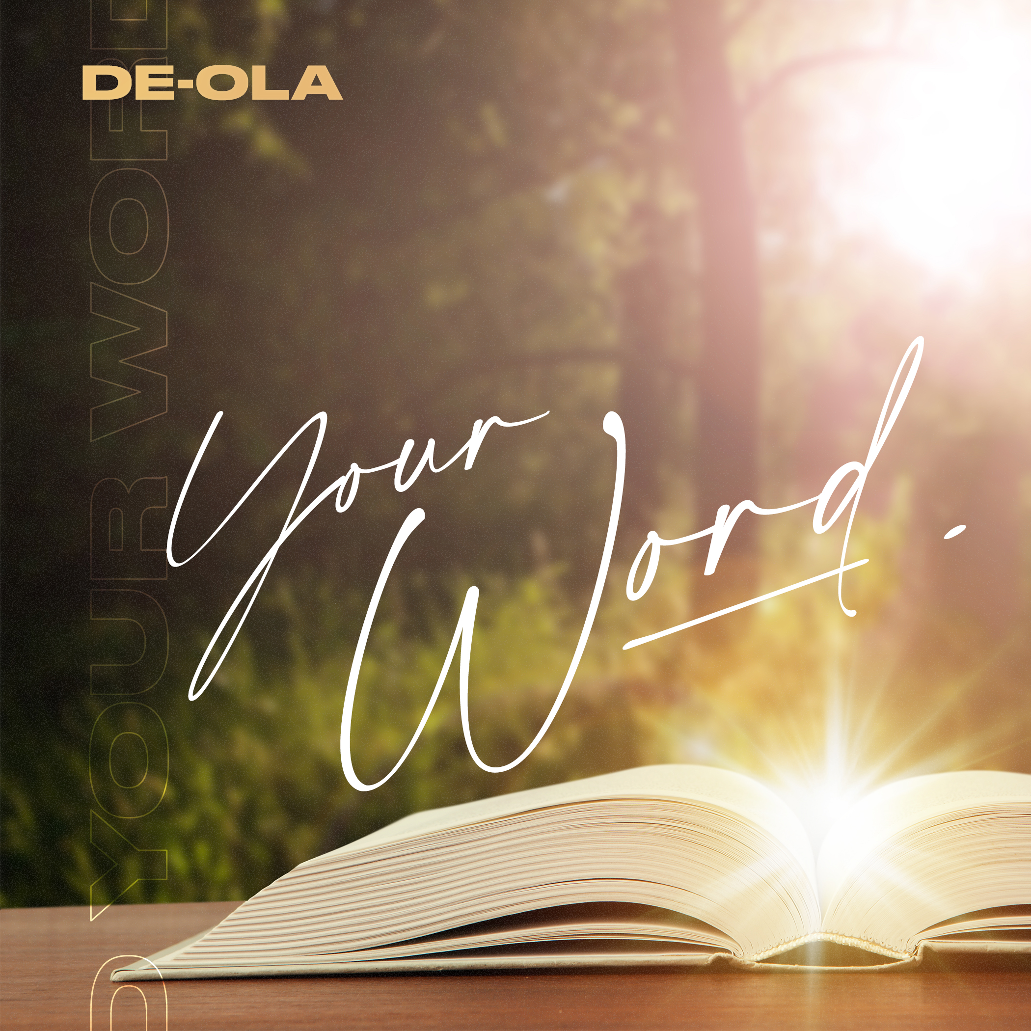 YOUR WORD